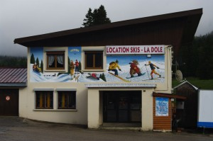 location de ski de la Dole